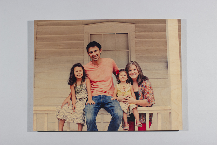 Family Photos on Wood - Create Family Pictures Wall Collages and ...