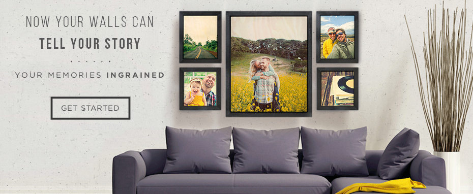 Shop Wood Prints - Tell Your Story Through Wall Prints
