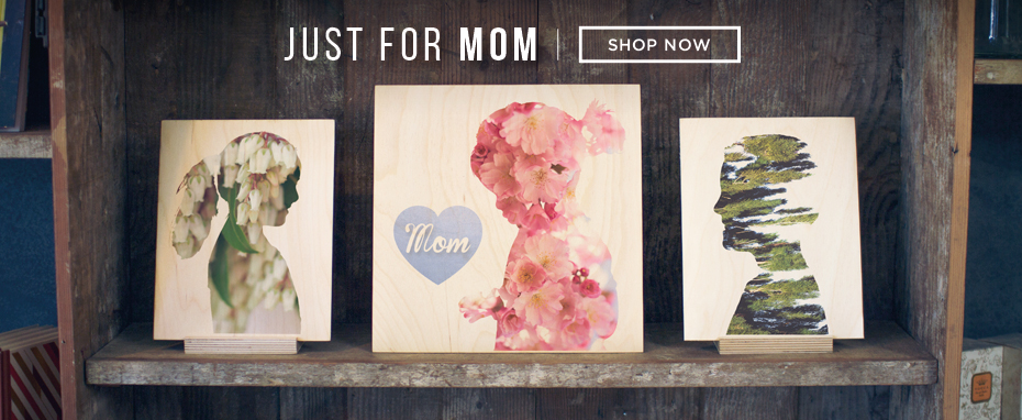 Share Those Special Memories Just For Mom