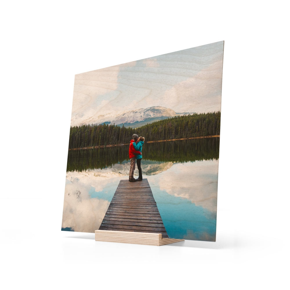 12x12 custom wood print transferring photos to wood 12 for Creation stand