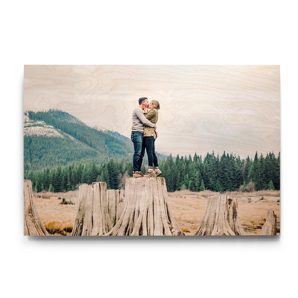 24x36 photo print photo print on wood 24 x36 woodsnap. Black Bedroom Furniture Sets. Home Design Ideas