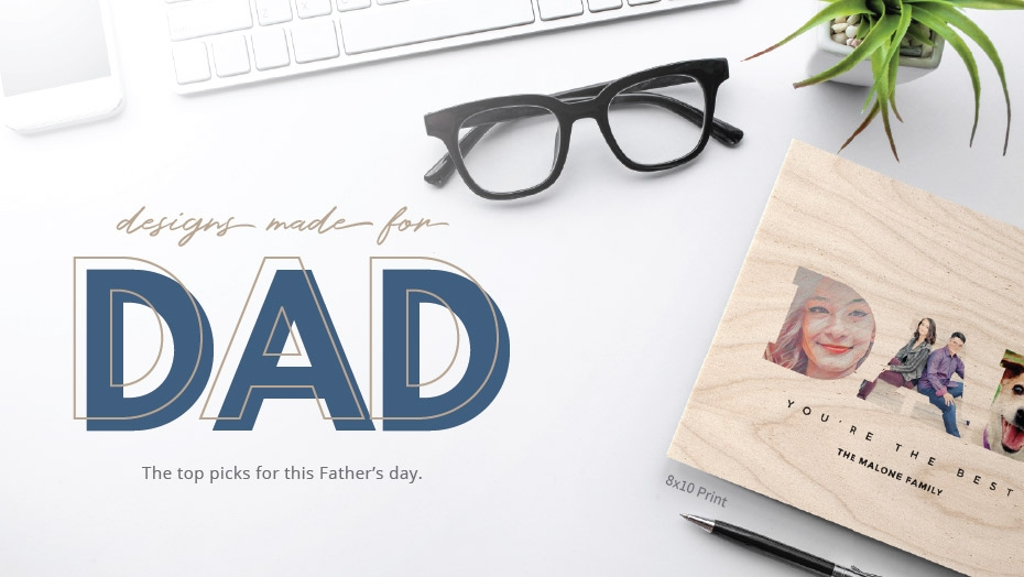 WoodSnap - Father's Dad Gift Guide