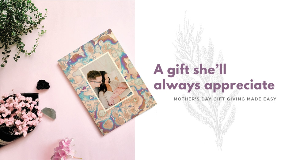 WoodSnap Mother's Day Gift Guide