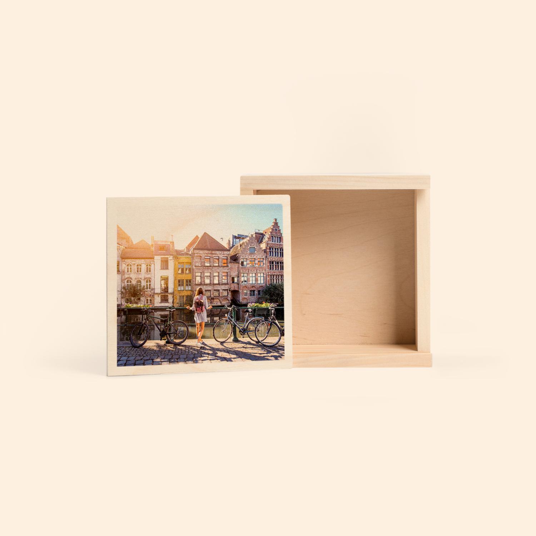 Shop Wood Print Boxes
